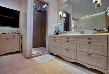 עיצוב חדרי רחצה, עיצוב פנים לאמבטיה - רחלי יעיש