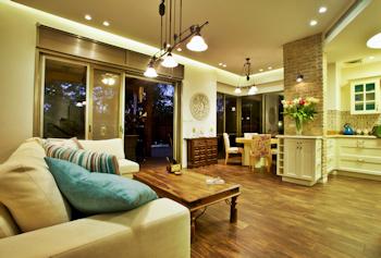 עיצוב תאורה בבית, עיצוב גופי תאורה - רחלי יעיש