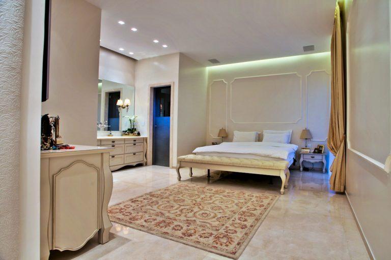 עיצוב חדר שינה - עיצוב חדרי שינה, הפרמטרים לתכנון ועיצוב פנים לחדרי שינה
