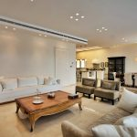 עיצוב סלון - עיצוב בתים פרטיים בסגנון מודרני | רחלי יעיש