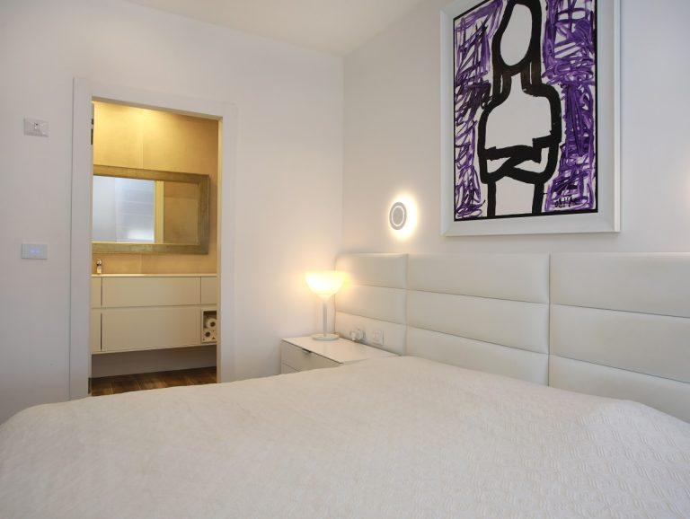 עיצוב חדר שינה בצורן - מעצבת פנים בשרון - רחלי יעיש