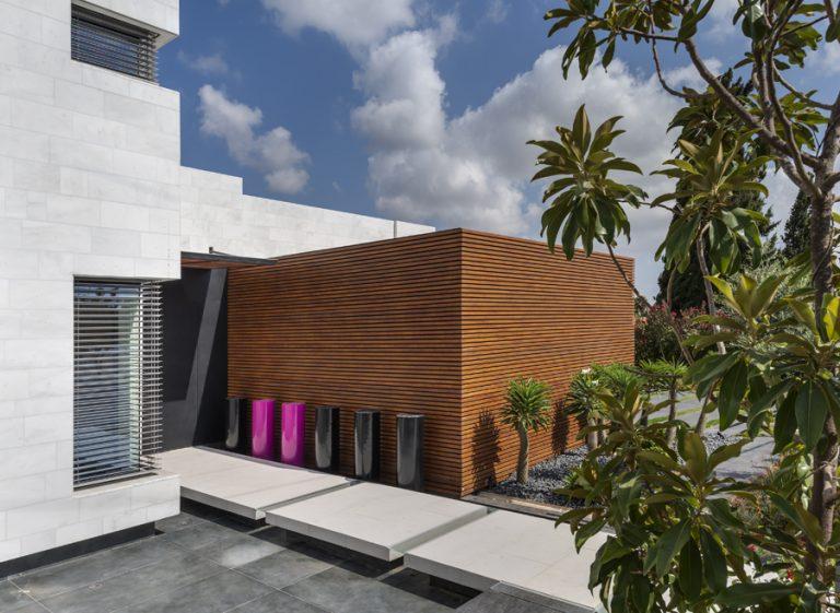 עיצוב בית פרטי יוקרתי - רחלי יעיש