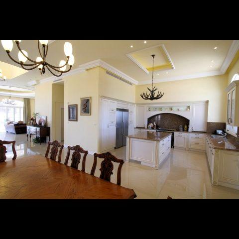 עיצוב בית בסגנון אמריקאי