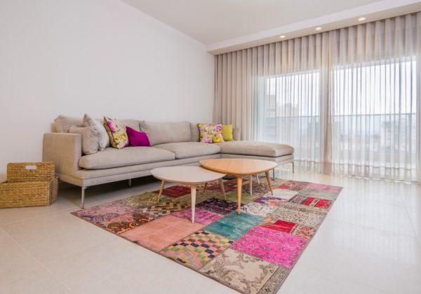 להפוך דירה תל אביבית לבית שלך