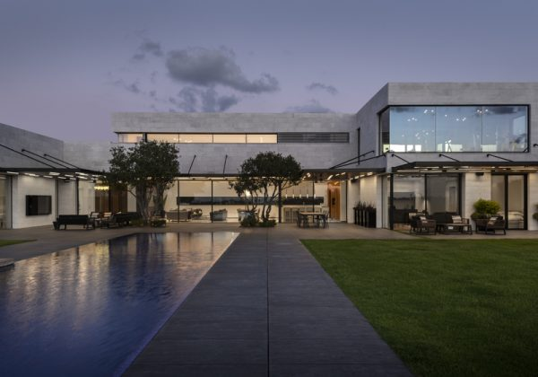 עיצוב פנים של דירות מקבלן ושל דירות שנבנו בבנייה ירוקה