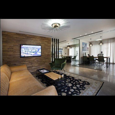 עיצוב משרד מכירות, יפו-תל אביב
