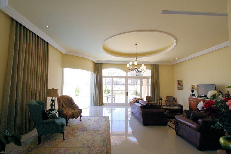 עיצוב בתים עיצוב סלון