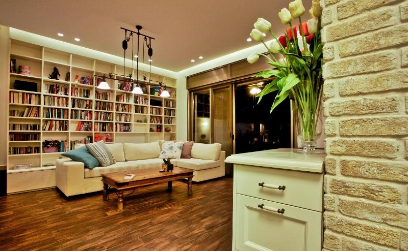 עיצוב בית יוקרה בשרון - רחלי יעיש