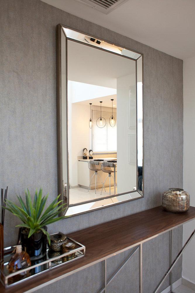 עיצוב פנים לדירות במרכז - רחלי יעיש