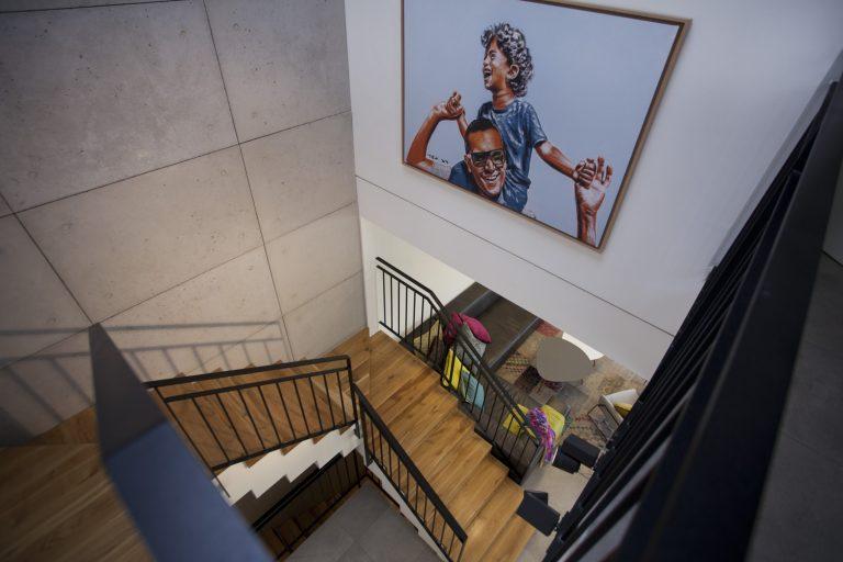 עיצוב מודרני לבית פרטי, מעצבת פנים במרכז הארץ - רחלי יעיש