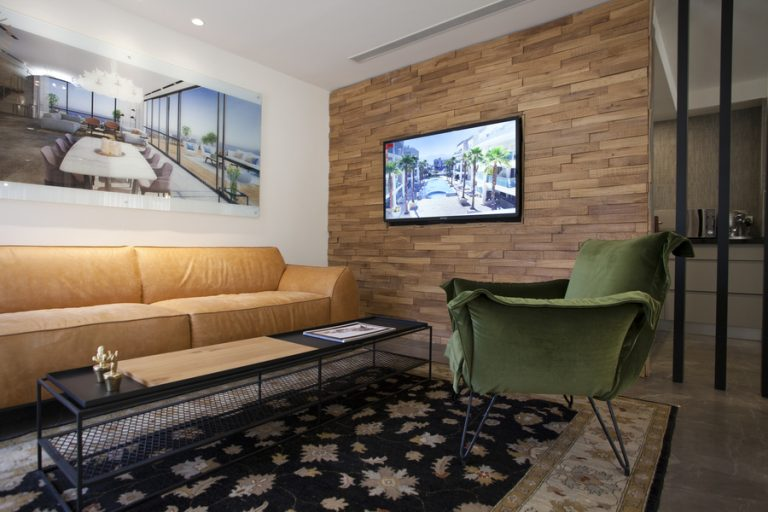 ההבדל בין עיצוב בית פרטי לעיצוב משרד או קליניקה - רחלי יעיש