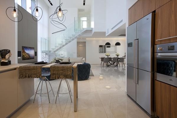 עיצוב דירות יוקרה בתל אביב | רחלי יעיש - עיצוב פנים