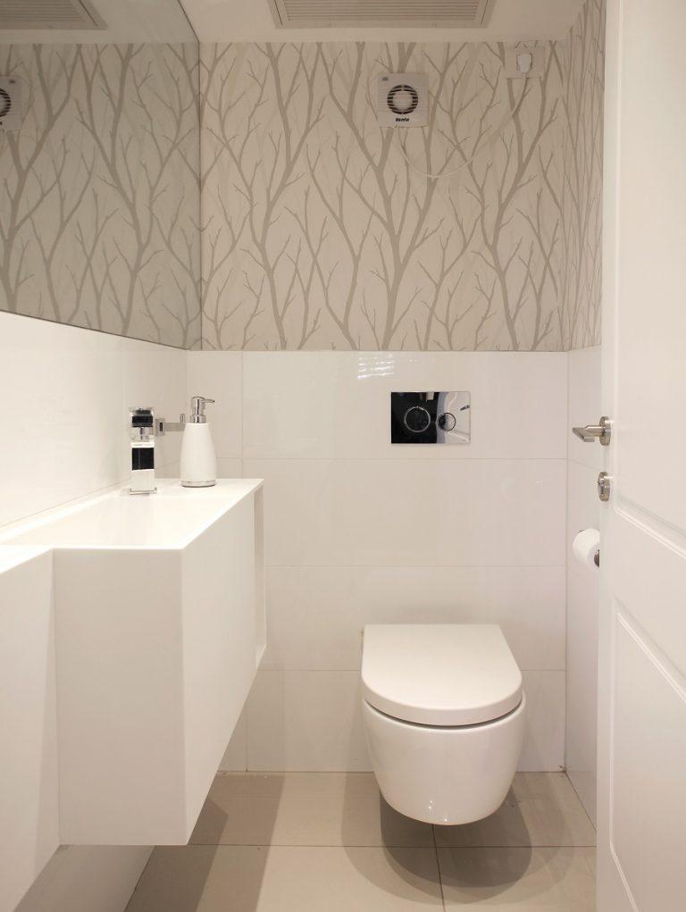 עיצוב חדר שירותים - מעצבת פנים בשרון, רחלי יעיש