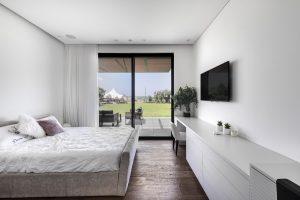 עיצוב פנים מודרני - עיצוב חדר שינה יוקרתי | רחלי יעיש