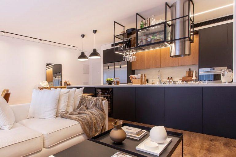 עיצוב דירת 5 חדרים, פרוייקט ליכט 33 | רחלי יעיש